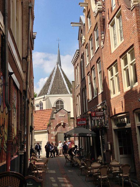 Begijnhof - Amsterdam, Netherlands