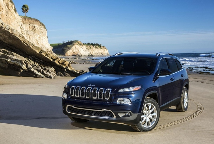 All New Jeep Cherokee