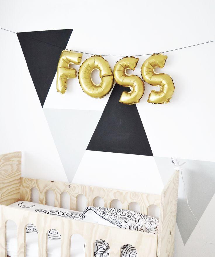Ode aan Foss: editie kamertje | Koekjes en liefdadigheid