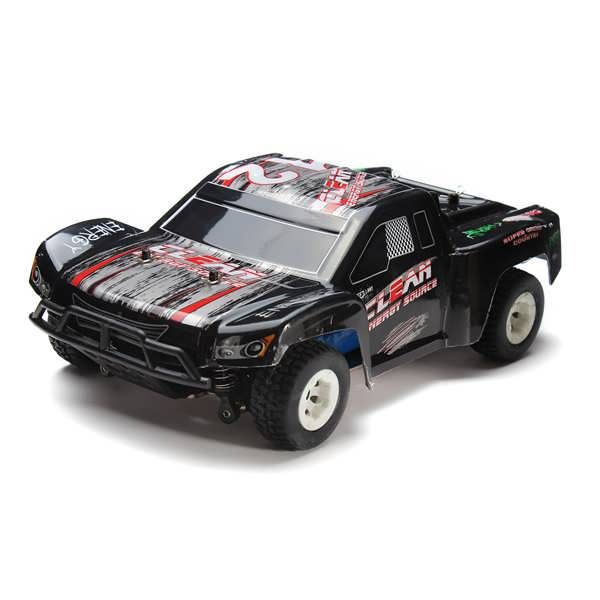 Wltoys A232 1/24 2.4G 4WD Brushed RC Short Course RTR                 Brand: Wltoys Scale: 1/24 Type:Short Course    Motor: 180 brushed ESC: 2 in 1 intergrated      Frequence: 2.4G Battery: 4xAA(not included)    Type: lipo Cell:...