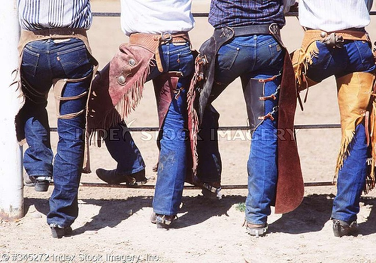 Cowboy Butts Drive Me Nuts ;)