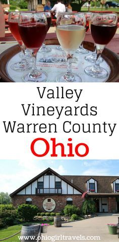 Valley Vineyards is a beautiful winery located in Warren County, Ohio. It is the second  largest wine vineyard in Ohio, but don't let that fool you! When you go to Valley  Vineyards, you'll feel like family. This Ohio vineyard has both wine and craft beer