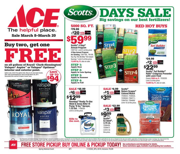 image regarding Ace Hardware Printable Coupons referred to as Ace components gross sales flyer : La car or truck present price reduction coupon codes