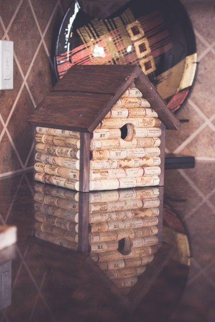 Christmas Birdhouses Crafts