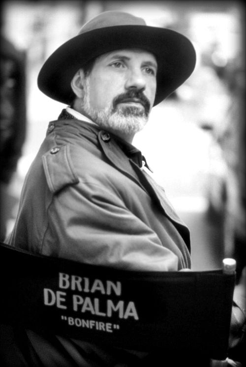 Brian De Palma is an American film director and screenwriter. In a career spanning over 40 years, he is probably best known for his suspense and crime thriller films, including such box office successes as the horror film Carrie, Dressed to Kill, Scarface, The Untouchables.
