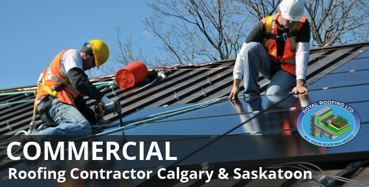 Commercial-roofing-contractor Calgary