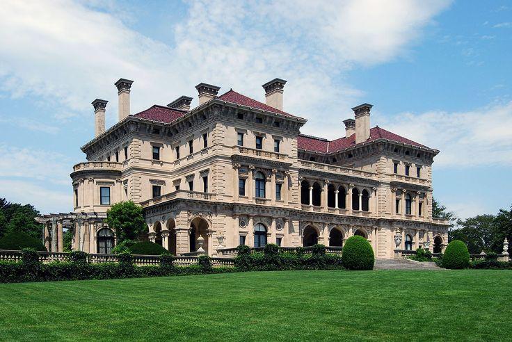 The Breakers Newport - Позолоченный век в США — Википедия
