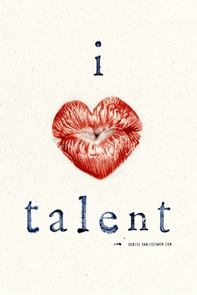 i ♥ talent