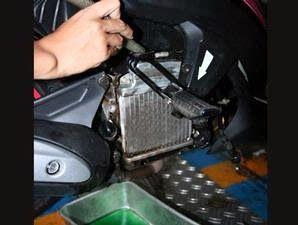 Media Belajar : Cara Menguras Air Radiator