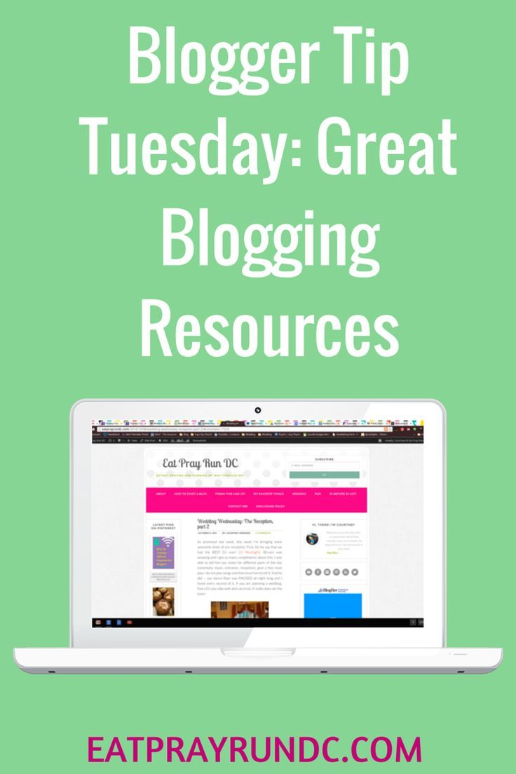 Great Blogging Resources