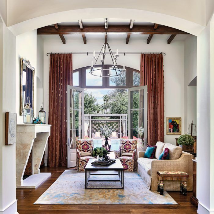 After Fire A Couple Rebuilds With A Focus On Family Luxe Living