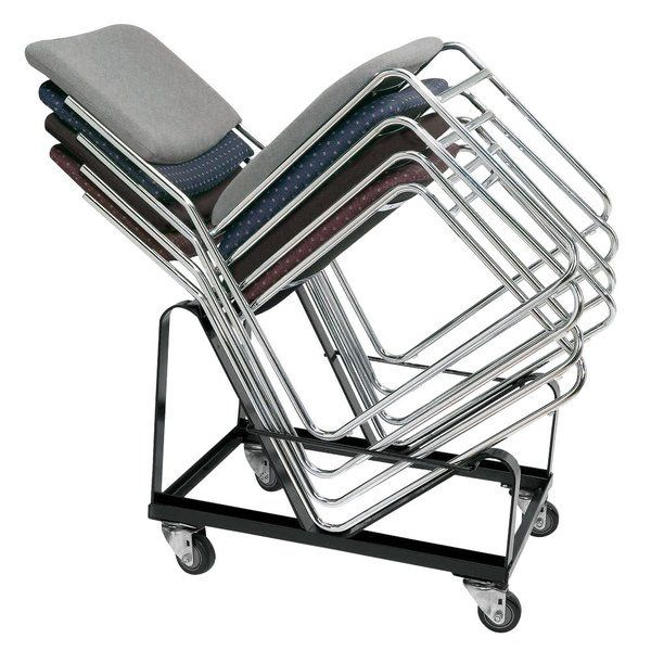 National Public Seating Dy86 Stack Chair Dolly In 2020 Public Seating Chair Stacking Chairs
