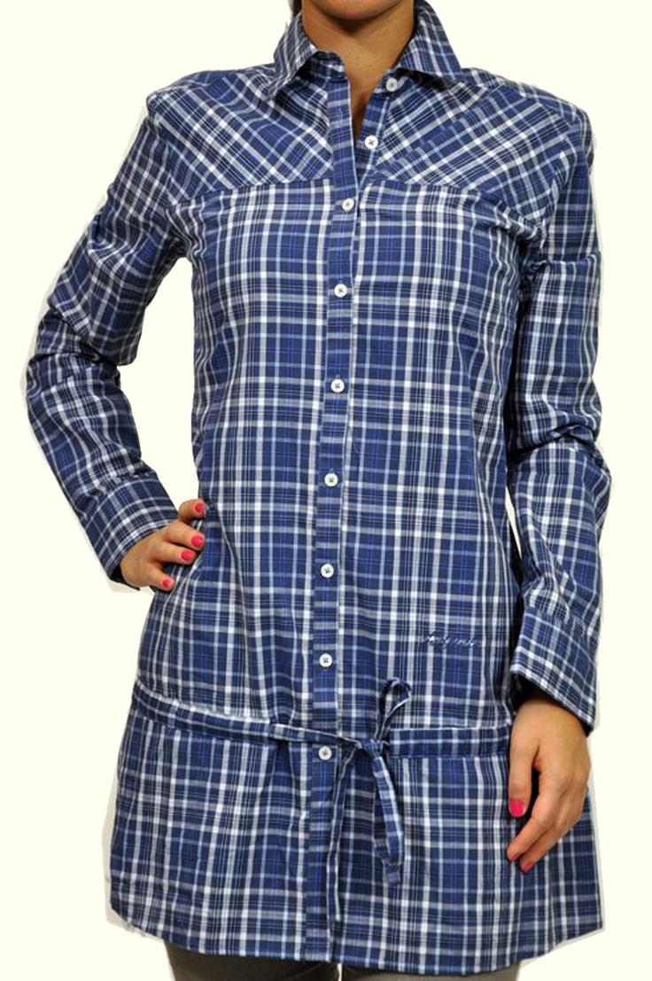 Maxi camicia Fred Mello