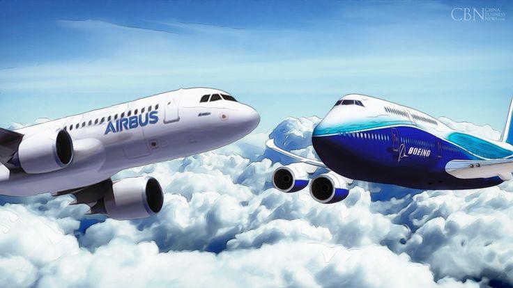 Cum să recunoști avioanele: avioane Airbus vs. avioane Boeing (ep.1)