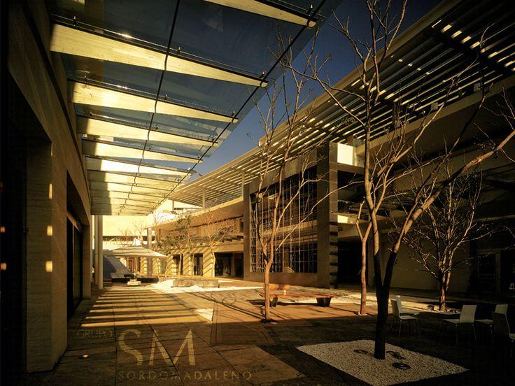 Sordo Madaleno Arquitectos l Centro Comercial Antara #architecture