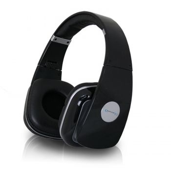 Technical Pro Adjustable headband Professional Headphones- Black