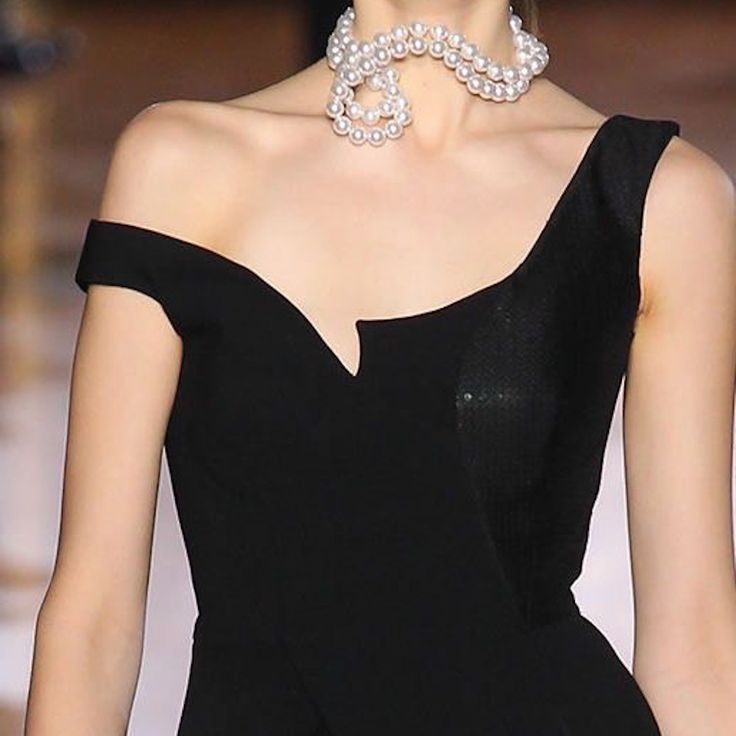The Little Black Dress Is A Style Essential