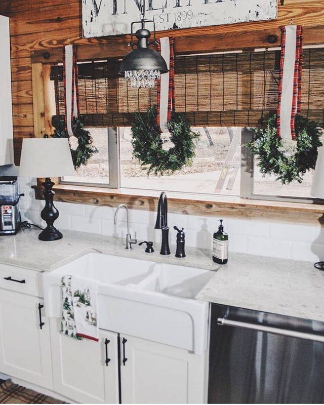 HAVE YOU HEARD?!? IT'S THE SALE YOU HAVE BEEN ASKING FOR! 33% off STOREWIDE- WE HAVE LAUNCHED OUR WINTER WONDERLAND SALE! Whoa. Now that's a Kitchen that will stop you in your tracks! credit goes to our customers Peyton and Shelly @bobandgingerco ! Loving that industrial/farmhouse/glam pendant? It's our 'CONWAY' pendant! Head to our LIGHTING Collection and find that gem and more with the CHANDELIERS & PENDANTS! Enjoy 33% off OFF STOREWIDE - NO CODE NEEDED! Of course, shipping is always free…