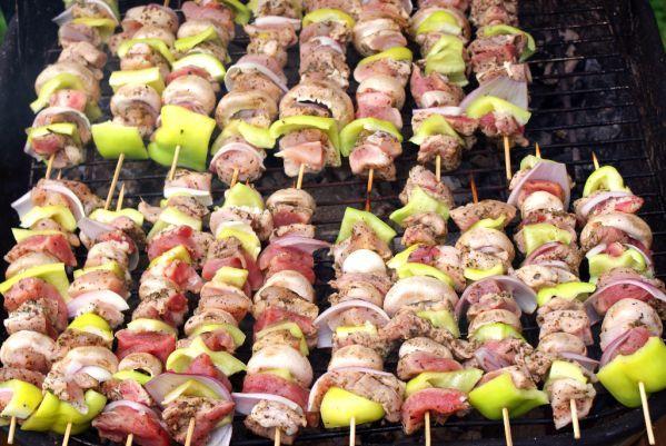 Cigánsky špíz - Recept pre každého kuchára, množstvo receptov pre pečenie a varenie. Recepty pre chutný život. Slovenské jedlá a medzinárodná kuchyňa