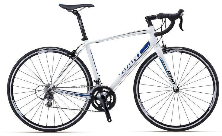 My next target... A Giant road bike.