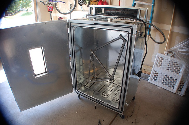 Diy Home Powder Coating Oven Powder Ovens And Photos