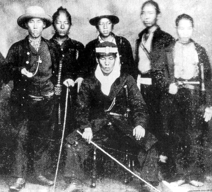 長州藩・奇兵隊士