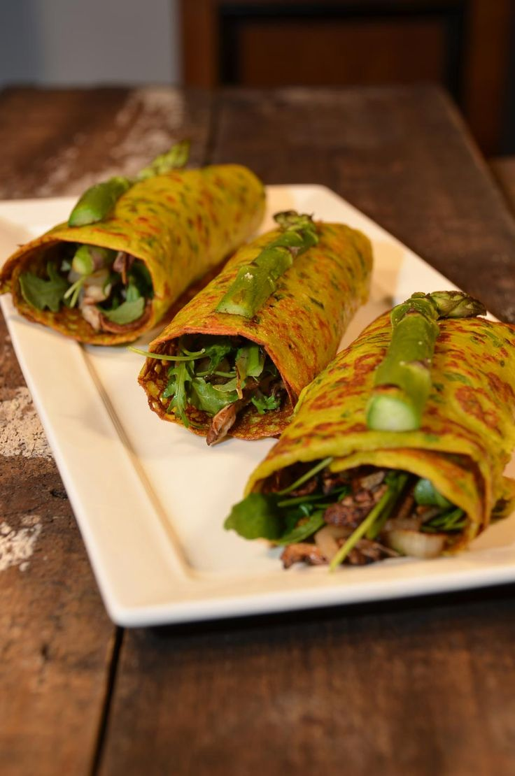 The Top 6 Vegan Fine-Dining Establishments in the U.S. Looking for a standout, five-star restaurant meal for an anniversary, birthday, or a swanky date? Photo: Wild Mushroom Crêpes, Stanford Inn By The Sea