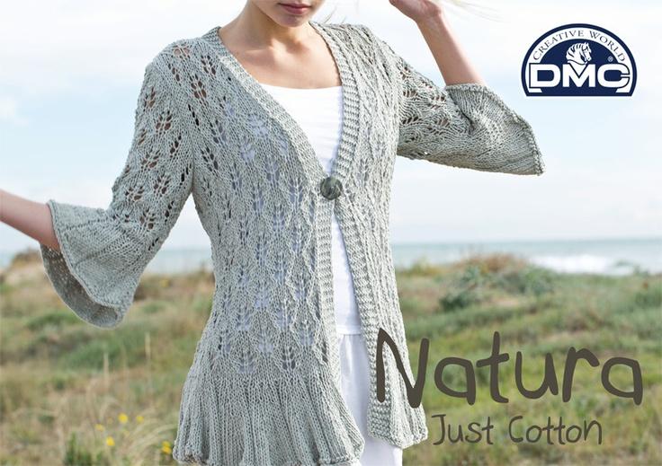 El blog de Dmc: Nuevos colores Natura 2013 y agujas de tricot de bambú