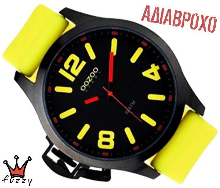 Ρολόι OOZOO STEEL XL OS370
