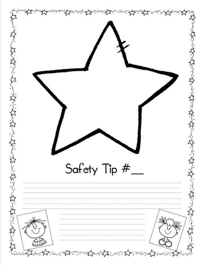 Fire Safety Merit Badge Worksheet Fire Safety Worksheet