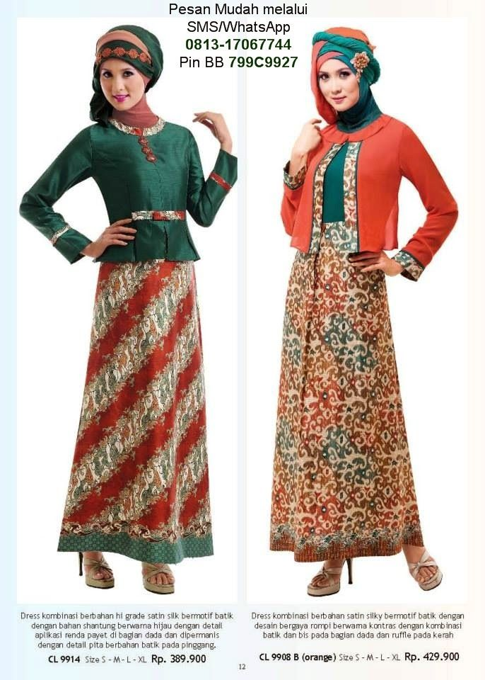 Baju Muslim Anak Perempuan 2014   Cantik Berbaju Muslim