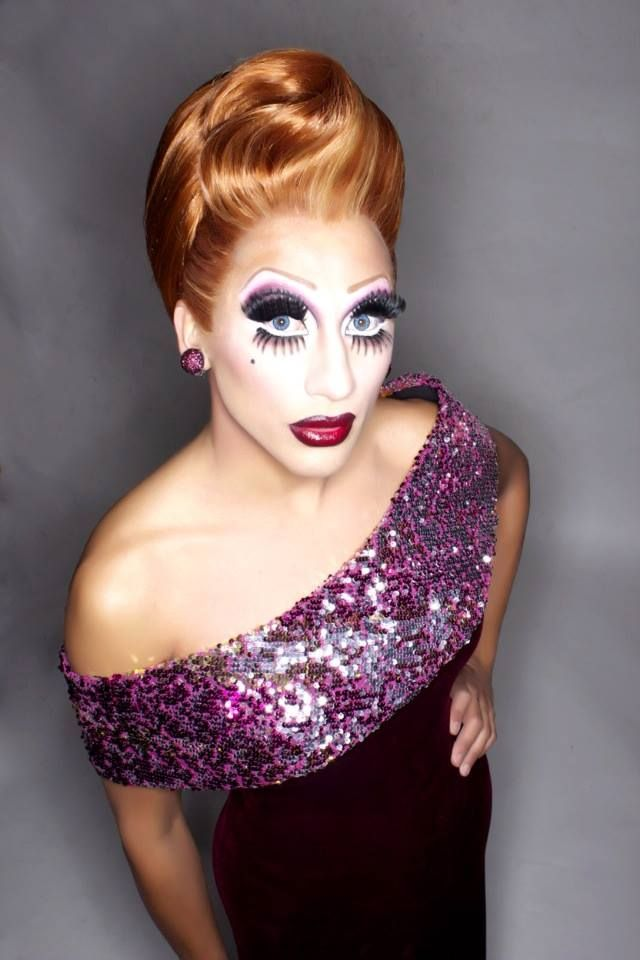 RuPaul's Drag Race Season 6: Bianca Del Rio flawless I bet the carpet matches the drapes.
