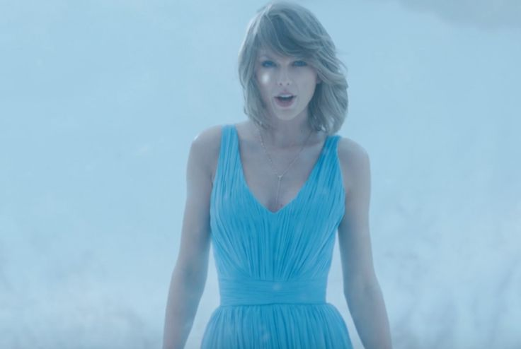 """Where To Buy Dress Like Taylor Swift's From The """"Out Of The Woods"""" Music Video"""