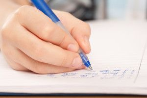 Don't be PENalised for not being able to write