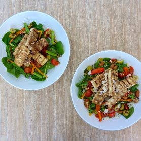 The Fit Foodie's Lean Lunches