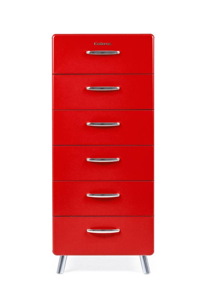 die besten 25 kommode rot ideen auf pinterest. Black Bedroom Furniture Sets. Home Design Ideas