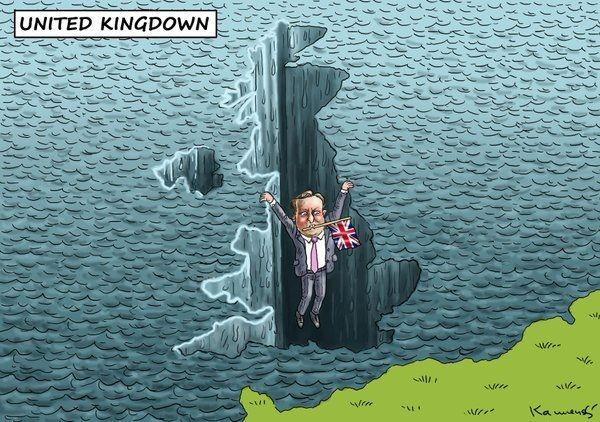 Πως επηρεάζει το Brexit τις υπόλοιπες χώρες της ΕΕ (Αναλυτικά στοιχεία) - Η ΔΙΑΔΡΟΜΗ ®