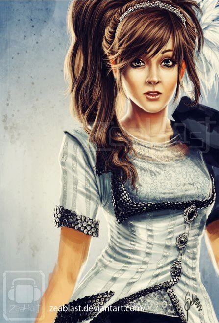 Lindsey Stirling-lol you may hate this, but i think it has a good feel. Also LINDSEY STIRLING