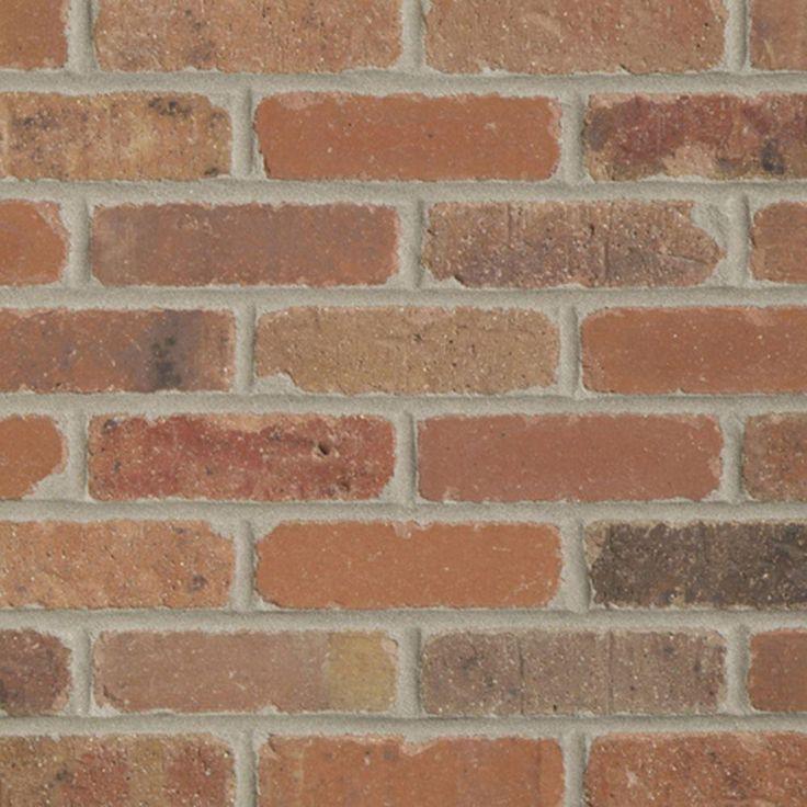 17 best images about kitchen on pinterest artistic tile for Rustic brick veneer