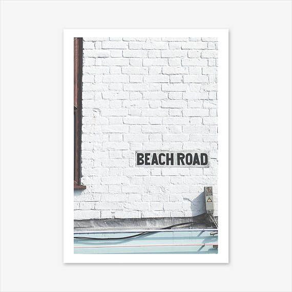 Beach Print California Print Beach Decor Photography