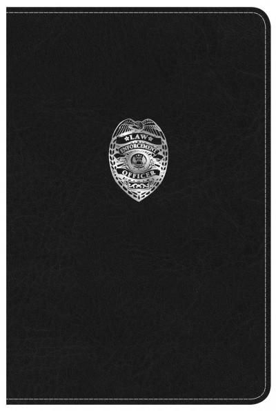 Holy Bible: Csb Law Enforcement Officer's Bible
