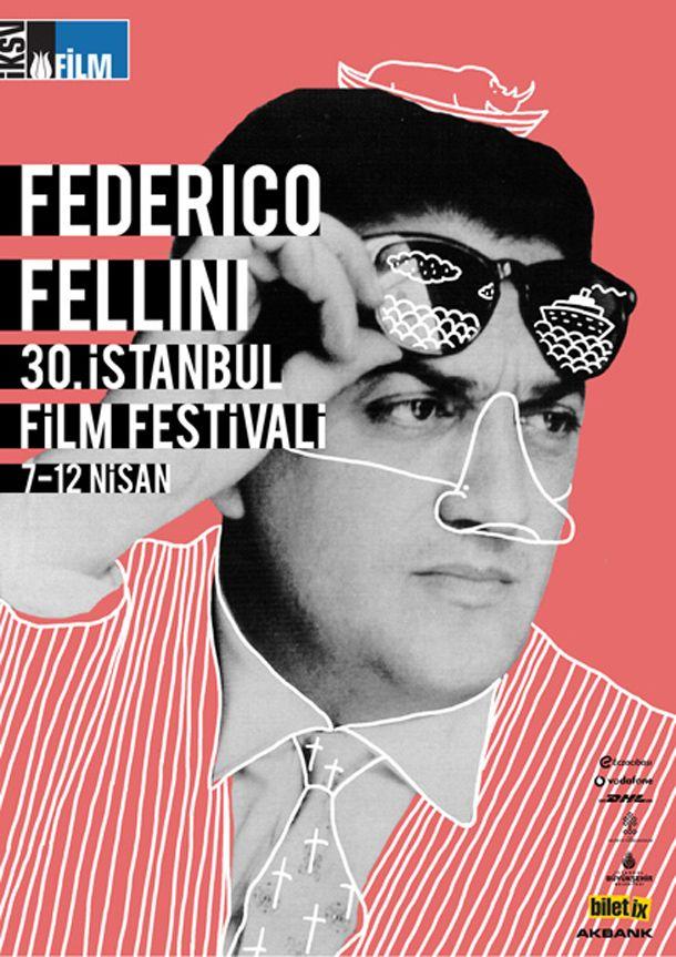 Istanbul Film Festival #affiche #affichefestival #festival