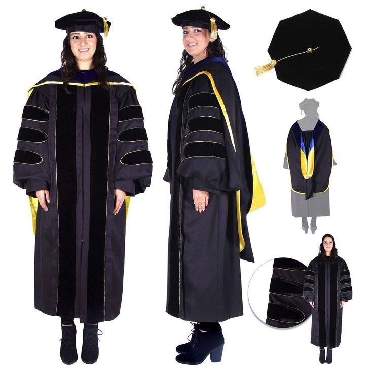 15 Best High Quality Doctoral Regalia Made To Last Images