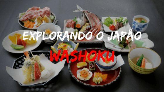 Washoku, a culinária genuinamente japonesa, que não é simplesmente uma dieta, é um estilo de vida que transcende os séculos e que é patrimônio da UNESCO.