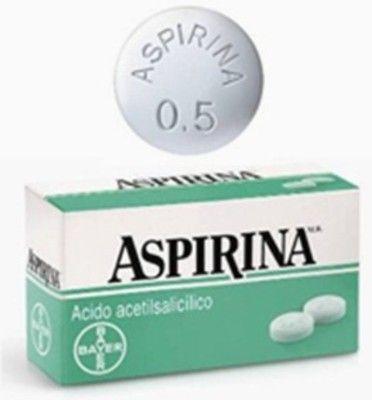 Cal foi a orixe da aspirina?
