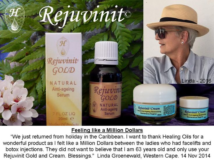 Feel like a million dollars with Rejuvinit GOLD and Cream. An iconic symbol of luxurious simplicity, Rejuvinit GOLD is kept a closely guarded secret.  For more information or to purchase online (PayPal / PayFast / EFT) visit www.healing-oil.co.za / www.rejuvinit.com +27 72 588 9090  Market Tested and rated the best