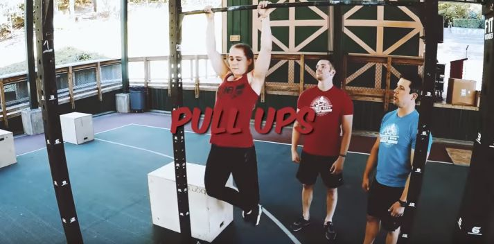 5 Common Mistakes When Doing a Pull-Up
