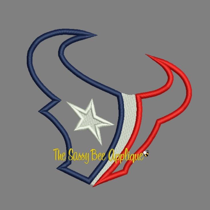 Houston Designer: Houston Texans Embroidery Downloads