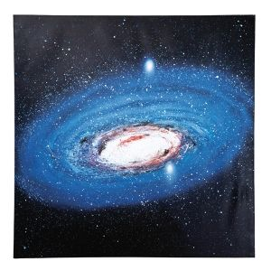 Galaxy, Acrylic painting on canvas