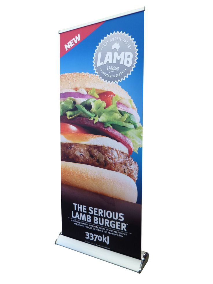 Pull Up Banners. Quick to set up and compact for transit and storage, there are an affordable and versatile signage solution. Skins are available in Fabric or Vinyl and can easily be replaced when your message needs changing.